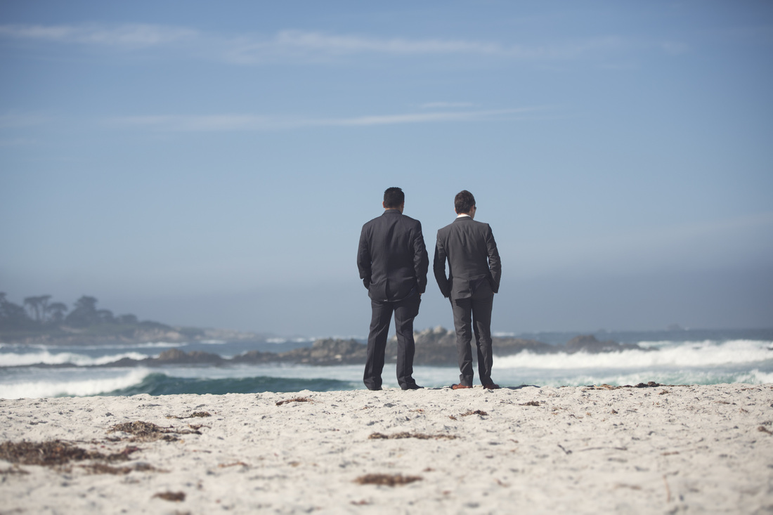 Suzi and Alessio | Pebble Beach